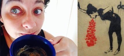#bebercafé #vomitarpoesia #trapaças